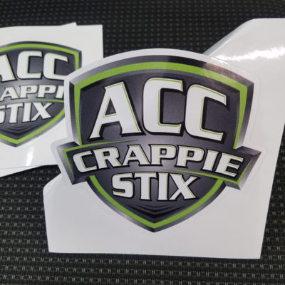 ACC Official Logo Decal